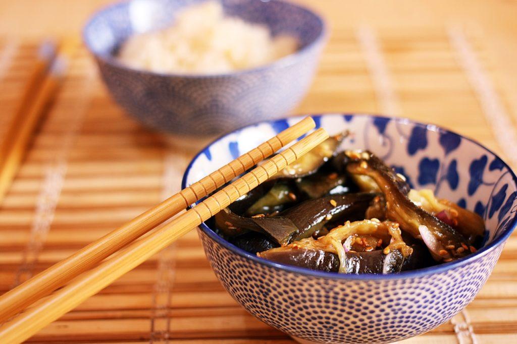 melanzane cotte al vapore ricetta coreana
