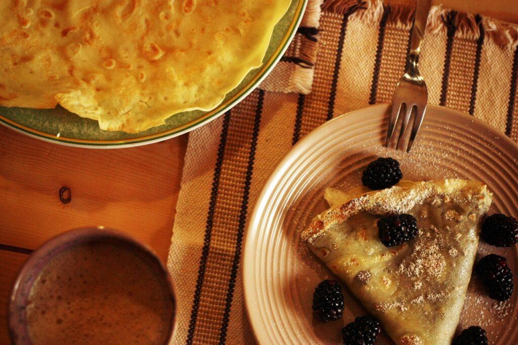 ricetta delle crêpes per la festa della Candelora